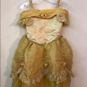 Disney Store Limited Edition BELLE Dress XXS (2/3)